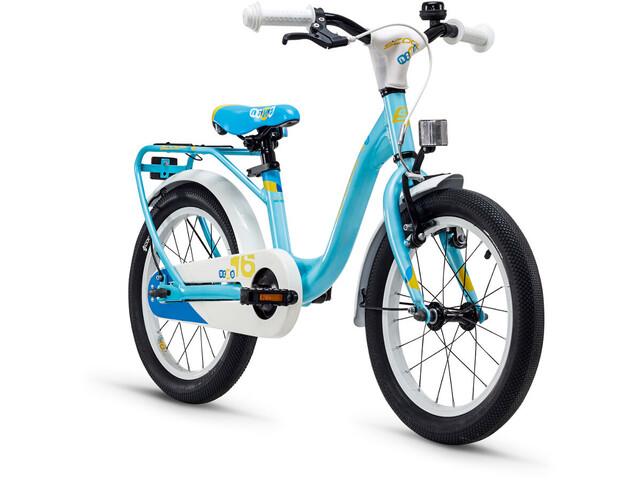 s'cool niXe 16 Børnecykel alloy blå (2019)   City-cykler